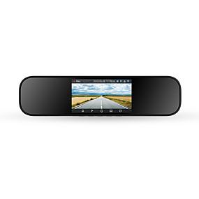 economico DVR per auto-Xiaomi 7897905 1080p Senza fili Automobile DVR 160 Gradi Angolo ampio 5 pollice IPS Dash Cam con Wi-fi / Visione notturna / Modalità parcheggio assistito Registratore per auto