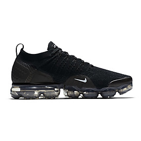 cheap Men's Athletic Shoes-Men's Mesh Spring / Summer / Fall Sporty / Casual / Sports Athletic Shoes Running Shoes / Fitness & Cross Training Shoes / Walking Shoes Breathability Black / EU40 NIKE