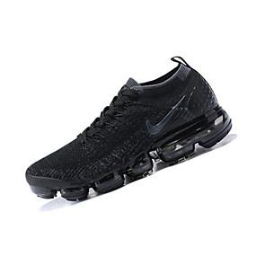 hesapli Erkek Atletik Ayakkabıları-Erkek Ayakkabı Elastik Kumaş İlkbahar & Kış / Bahar / Yaz Sportif / Günlük Atletik Ayakkabılar Koşu / Fitnes Çalışması / Yürüyüş Atletik / Günlük / Dış mekan için Siyah / Beyaz / Mavi / Siyah / Sarı