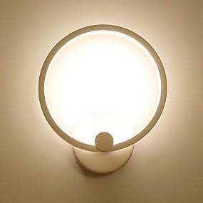 billige Vegglamper med LED-Kul Moderne Moderne Vegglamper Soverom Vegglampe 220-240V