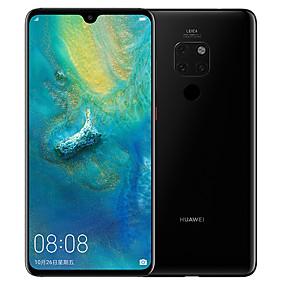"cheap Smartphones-Huawei Mate 20 CN 6.5 inch "" 4G Smartphone (6GB + 64GB 8 mp / 12 mp / 16 mp 4000 mAh mAh)"
