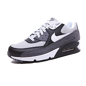 premium selection c212e 45616 NIKE Men s Comfort Shoes Leather Spring   Fall Athletic Shoes Walking Shoes  Wear Proof Black   White