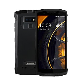 """voordelige Doogee-DOOGEE S80 5.99 inch(es) """" 4G-smartphone (6GB + 64GB 12 + 5 mp MediaTek MT6763t 10080 mAh mAh) / Twee camera 's"""