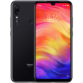 "voordelige Xiaomi-Xiaomi Redmi Note 7 Global Version 6.3 inch(es) "" 4G-smartphone (4GB + 64GB 48+5 mp Leeuwenbek 660 4000 mAh mAh)"