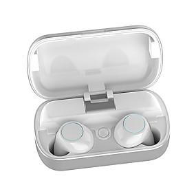 abordables Ordinateur et bureau-HAIFSUN Halfsun-T7 EARBUD Sans Fil Dans l'oreille Cool