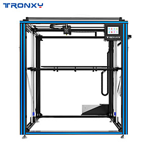 cheap New Arrivals-Tronxy® X5ST-500 Aluminium 3D Printer 500*500*600mm Large Printing Size With 3.5 inch Full-color Touch Screen/ Filament Run Out Detector/ Power Resume