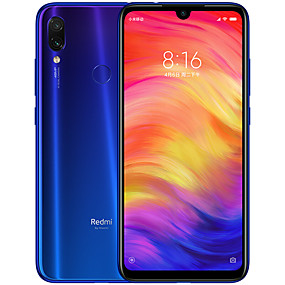 "voordelige Xiaomi-Xiaomi Redmi Note 7 Global Version 6.3 inch(es) "" 4G-smartphone (4GB + 128GB 48+5 mp Leeuwenbek 660 4000 mAh mAh)"