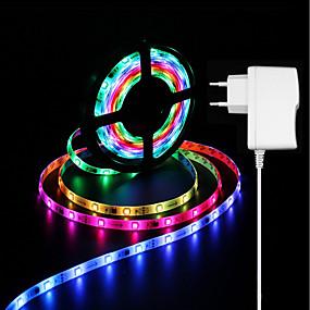 Led Strips 12v 10a Power Supply For Gym Bedroom For Fast Shipping Friendly High Brightness 12v Led Strip Lights Led Light Kit Smd 5630 5730 Warm White Cold White Lights & Lighting