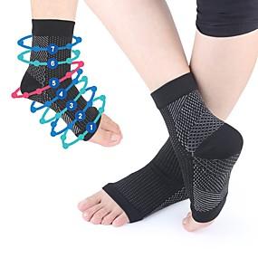 povoljno Čarape-1 par Uniseks Čarape Standard Prugasti uzorak Sportski Simple Style Poliester EU36-EU42