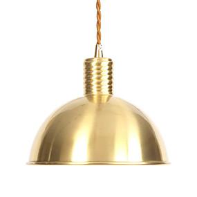 abordables Plafonniers-JSGYlights Mini Lampe suspendue Lumière dirigée vers le bas Plaqué Cuivre Style mini, Design nouveau 110-120V / 220-240V