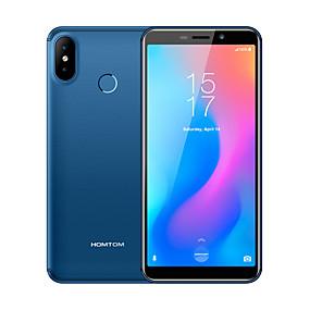"voordelige Brand Salon-HOMTOM C2 5.5 inch(es) "" 4G-smartphone (2GB + 16GB 2 mp / 8 mp MediaTek MT6739 3000 mAh mAh)"