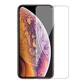 voordelige iPhone screenprotectors-Screenprotector voor Apple iPhone XS / iPhone XR / iPhone XS Max Gehard Glas 1 stuks Voorkant screenprotector High-Definition (HD) / 9H-hardheid / Explosieveilige