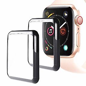 povoljno Zaštitne folije za pametni sat-Screen Protector Za Apple Watch Series 4 Kaljeno staklo Visoka rezolucija (HD) / 9H tvrdoća / Έκρηξη απόδειξη 1 kom.