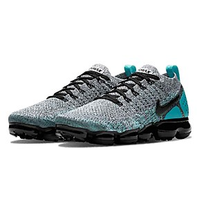 cheap Running Shoes-Men's Comfort Shoes Tissage Volant Spring & Summer Athletic Shoes Running Shoes Light Blue