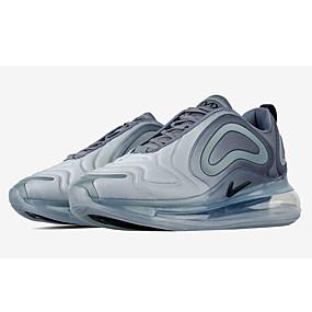cheap Running Shoes-Men's Comfort Shoes Mesh / Microfiber Spring / Summer / Fall Sporty / Casual Athletic Shoes Running Shoes / Fitness & Cross Training Shoes / Walking Shoes Light Grey NIKENIKE