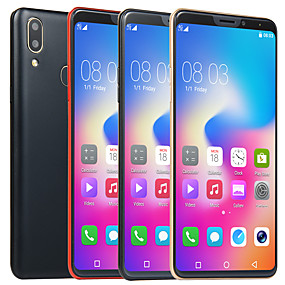 "cheap Smartphones-Huitton X21 6.1 inch "" 3G Smartphone (1GB + 4GB 8 mp / Flashlight MediaTek MT6580 2050 mAh mAh) / 1920*1080 / Dual Camera"