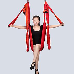 voordelige Pilates-Yoga Voet pomp 1 cm Diameter Gemengd Materiaal Ultrasterke anti-zwaartekracht Training Yoga Pilates Voor Unisex Gym