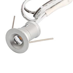 billige LED-kabinetlamper-ONDENN 6 W 6 LED Perler Dæmpbar Fjernstyret Dekorativ Lys Under Skab Varm hvid Kold hvid 85-265 V Hjem / kontor Børneværelser Køkken
