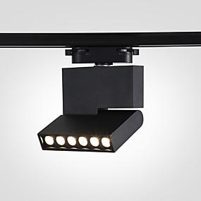 billige LED-kabinetlamper-ZHISHU 1set 6 W 300 lm 1 LED Perler Nyt Design Smuk Lys Under Skab Skinnelamper LED-kabinetlamper Varm hvid Hvid 220-240 V 110-120 V Kommercielt Hjem / kontor