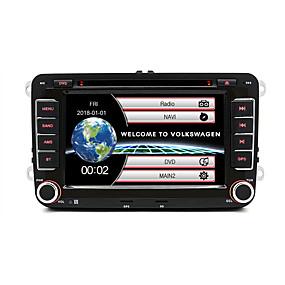 Недорогие 30%OFF-junsun 2531 2 din 7 автомобильный DVD-радио мультимедиа плеер для vw / skoda / octavia / fabia / fast / yeti / seat / leon gps навигация стерео аудио
