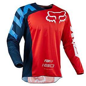 levne 50%OFF-Motocyklové oblečení Krátké rukávy pro Pánské Polyester Léto Ochrana / Flexibilní / Prodyšné
