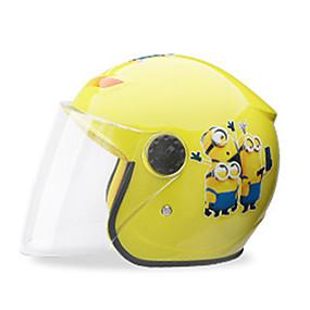 povoljno 70%OFF-Polu-kaciga Djeca Uniseks Motocikl Kaciga Dijete sigurno Case / Ultra Light (UL)