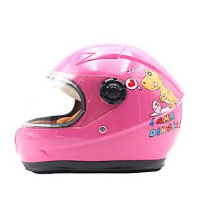 hesapli 50%OFF-Yarım Kask Çocuklar Unisex Motosiklet Kaskı Kolay soyunma / Çocuk Güvenli Kasa / Ultra Hafif (UL)