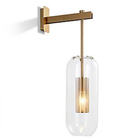 povoljno Zidna svjetla-Zaštita očiju Suvremena suvremena Zidne svjetiljke Spavaća soba / Study Room / Office Metal zidna svjetiljka IP68 110-120V / 220-240V 40 W