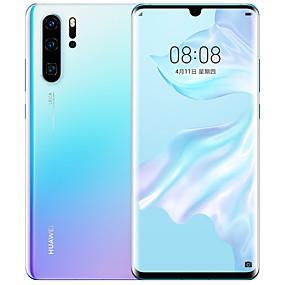 "cheap Smartphones-Huawei P30 Pro CN "" 4G Smartphone ( 8GB + 128GB 8 mp / 20 mp / 40 mp Hisilicon Kirin 980 4200 mAh mAh )"