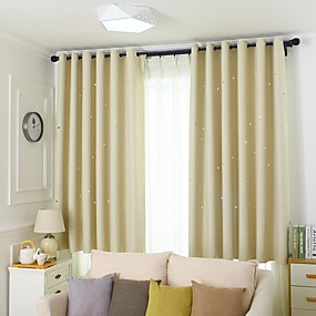 cheap Home Improvement-Contemporary One Panel Curtain Bedroom   Curtains