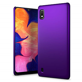 cheap New Arrivals-Case For Samsung Galaxy Galaxy A10(2019) / Galaxy A50(2019) Frosted Back Cover Solid Colored Hard PC for Galaxy A10(2019) / Galaxy A30(2019) / Galaxy A50(2019)