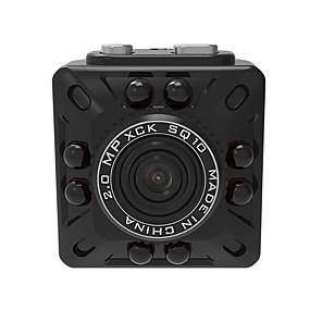 halpa IP-verkkokamerat sisäkäyttöön-sq10 hd 1080p minikamera tehokkailla pikseleillä ip-kamera ja yöversio ulos ovesta urheilu mini dv