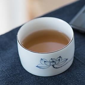 voordelige Koffie en Thee-Posliini Hittebestendige Naakt epäsäännöllinen 2pcs Beker