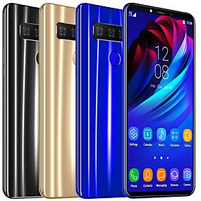 "cheap Smartphones-Huitton S10 6.1 inch "" 3G Smartphone ( 1GB + 16GB 8 mp / Flashlight MediaTek MT6580 3800 mAh mAh )"