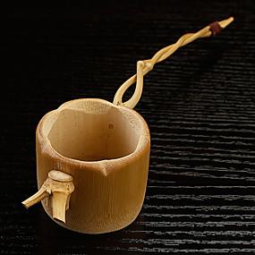 voordelige Koffie en Thee-Hout Thee epäsäännöllinen 1pc Theezeef