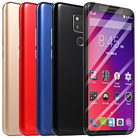 "cheap Smartphones-Huitton M20 5 inch "" 3G Smartphone ( 512MB + 4GB 2 mp / Flashlight MediaTek MT6580 4000 mAh mAh )"