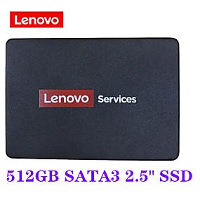 cheap Computer Components-Original Lenovo 512GB SATA III SSD 2.5'' Solid State Drive X760