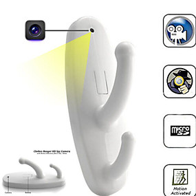 hesapli CCTV Kameralar-Hd algılama hareket aktif mini giyim kanca kamera premium video çözünürlüğü en iyi ev güvenlik kamera