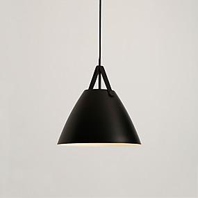billige Hengelamper-CONTRACTED LED® geometriske / Inverted Anheng Lys Omgivelseslys Malte Finishes Metall Kreativ 110-120V / 220-240V