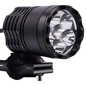 abordables 50%OFF-2pcs / set 60w led spot de brouillard moto phare projecteur phare