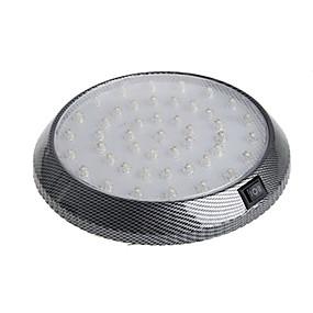 abordables Nouvelles arrivées en septembre-blanc 46 a mené la lampe d'éclairage intérieur de plafond de toit de dôme pour le véhicule de voiture