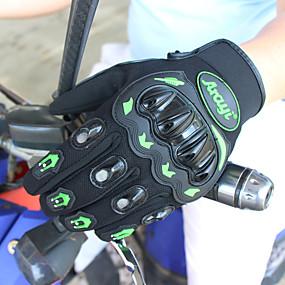 abordables Nouvelles arrivées en août-gant de moto cyclisme en plein air cross-country gants de pilote de moto quatre saisons