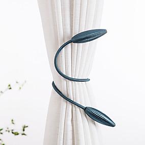 billige Gardinbånd-gardinbindinger hengende belter tau gardin holdback spenner låseklemmer gardin tilbehør krok holder dekor