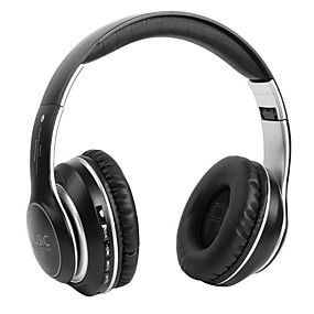 voordelige Gaming-LITBest VJ033 Over-ear hoofdtelefoon Draadloos Gaming Bluetooth 5.0 Ruisonderdrukking