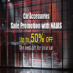 Autotoebehoren Verkoop met NAIAS