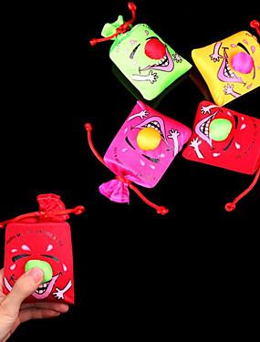 povoljno Igračke i hobiji-Push i Laugh Nasmijana lica Big Nose Bag Stres-Reliever šala (Random boja, 10x10x4cm, 1kom)