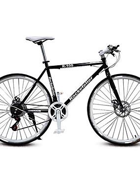 povoljno Sport és outdoor-Cestovni bicikli Biciklizam 21 Brzina 26 inča / 700CC Shimano TX30 Dvostruka disk kočnica Običan Monocoque Običan Čelik / #