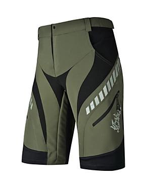 fcb249c0c Nuckily Homens Shorts para Ciclismo Moto Shorts largos Shorts Roupa  interior Shorts Acolchoados Prova-de-Água A Prova de Vento Respirável  Esportes Poliéster ...