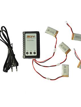 billige Salg-3.7V 680mAh batteri Klassisk Moro