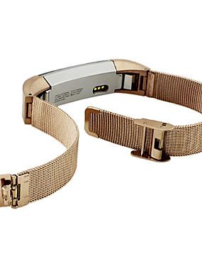 رخيصةأون عصابات Smartwatch-حزام إلى Fitbit Alta فيتبيت عقدة ميلانزية معدن / ستانلس ستيل شريط المعصم